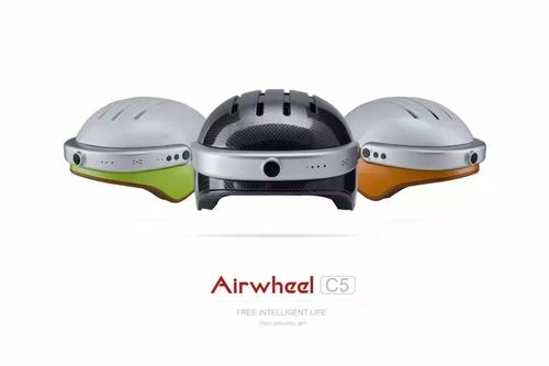 Airwheel Helm C5 Farbe Carbon