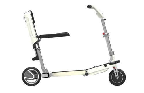 Atto Mobility Scooter - TRANKVILE electric vehicles